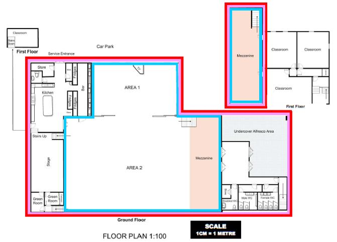 Licensed Floorplan